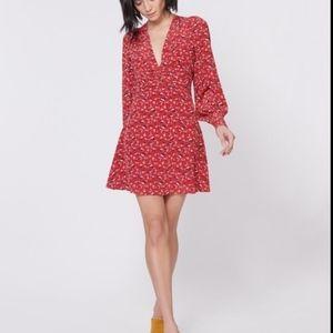 VERONICA BEARD Marion Silk Dress